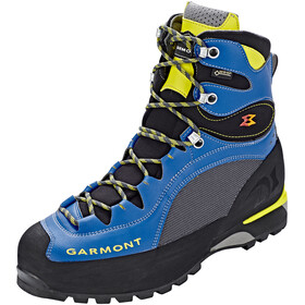 Garmont Tower LX GTX Shoes Men Aqua Blue/Yellow